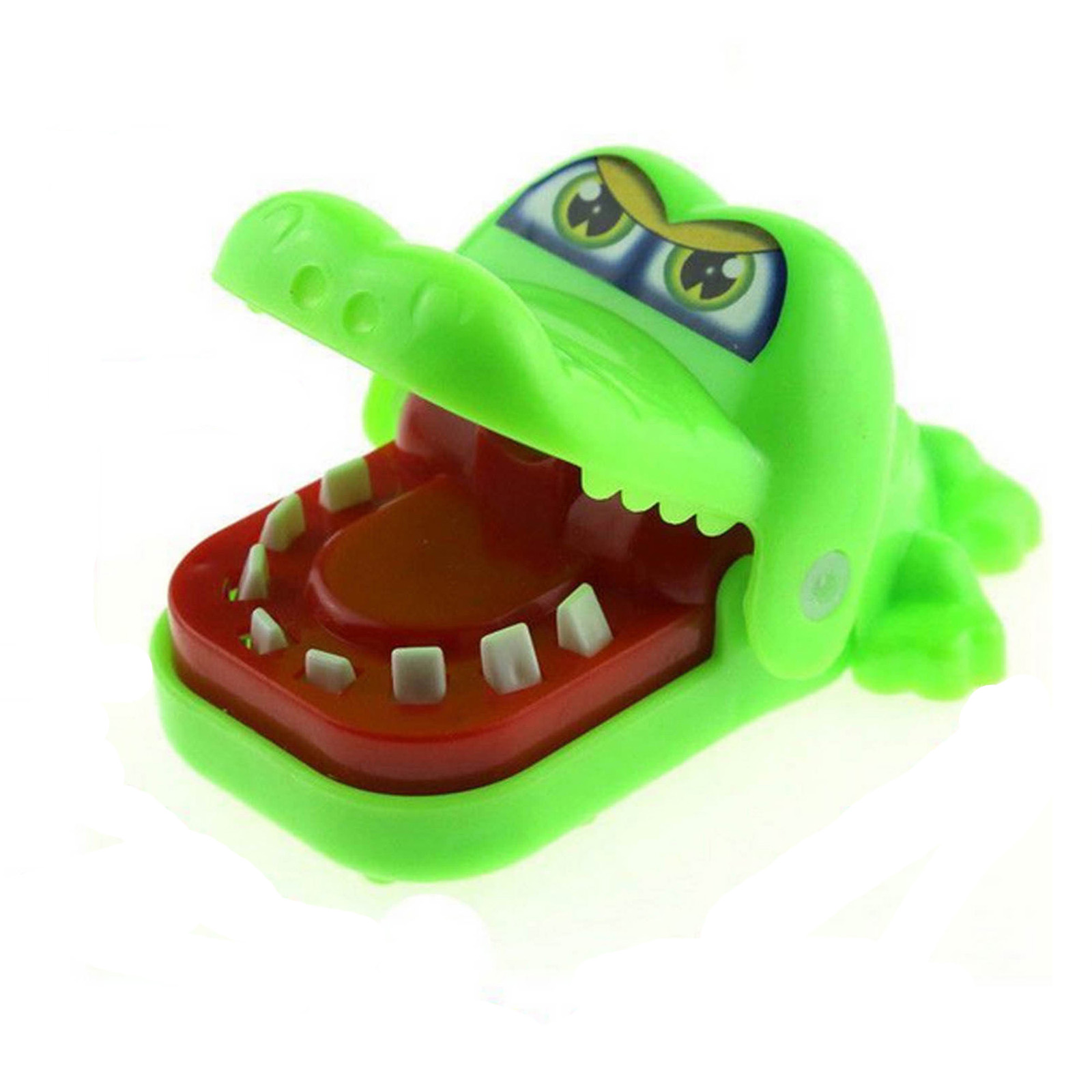 Funny Crocodile Dentist Game Big Mouth Bite Fingers Prank Toys For