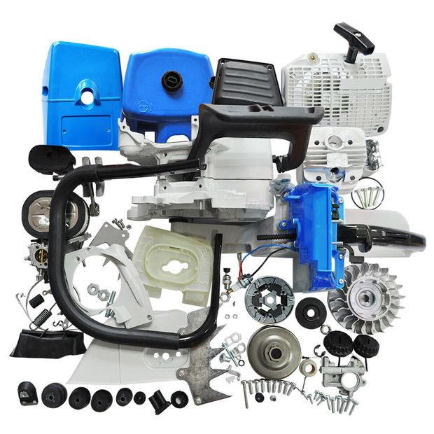 5PCS Nice Filtre à air baffle pour Stihl 066 065 MS660 MS650 # 1122 121 6900 nouveau