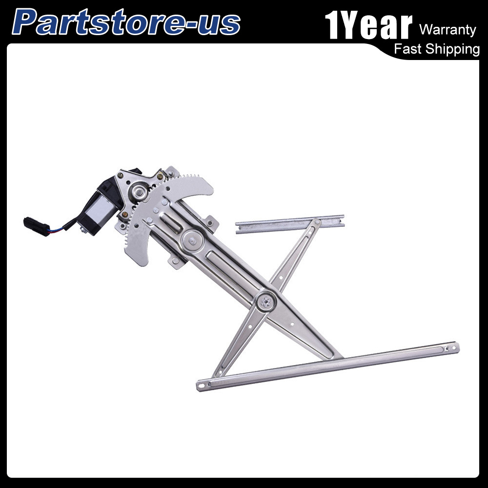 Front Manual Window Regulator Right RH Passenger for Chevy Colorado GMC Canyon