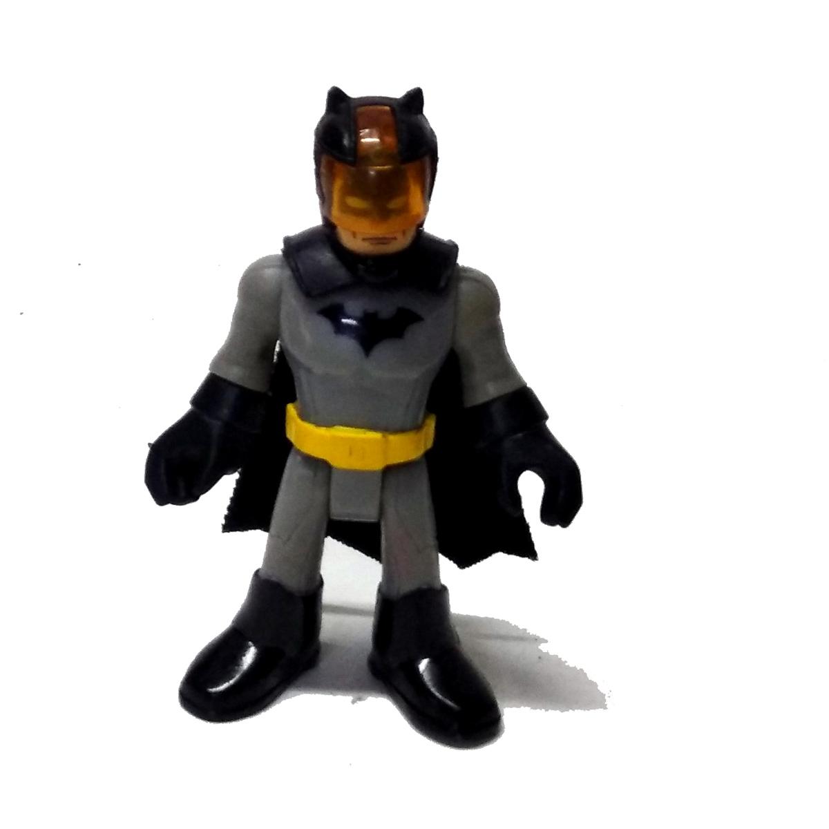 Imaginext Bane Costume LEGENDS of BATMAN DC Super Friends New in Box