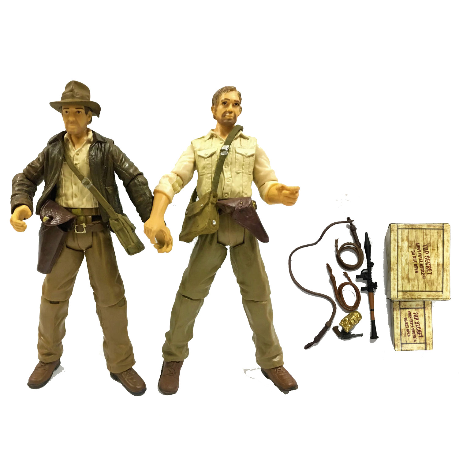 """Indiana Jones Raiders Of The Lost Ark Collect 3.75/"""" HASBRO Action Figure boy toy"""
