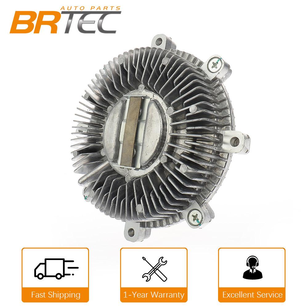 Cooling Fan Clutch for 05-12 Nissan Pathfinder R51 Frontier D40 Xterra N50 4.0L