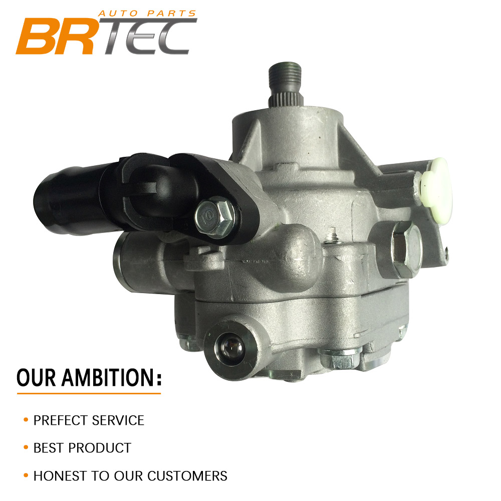 BRTEC New Power Steering Pump For 04-05 Acura TSX