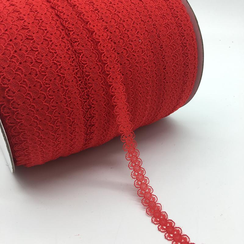 10-Yards-Handicrafts-Embroidered-Net-Lace-Trim-Ribbon-DIY-Wedding-Crafts