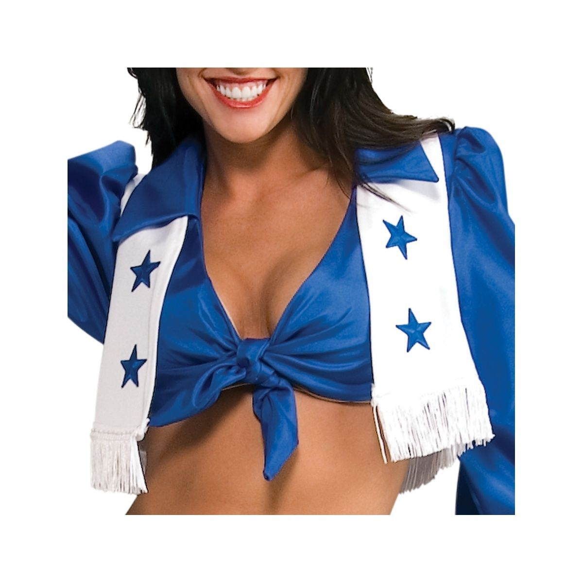 Girl s Dallas Cowboys Cheerleader Costume Sexy Fancy Dress Outfit  f63642d76