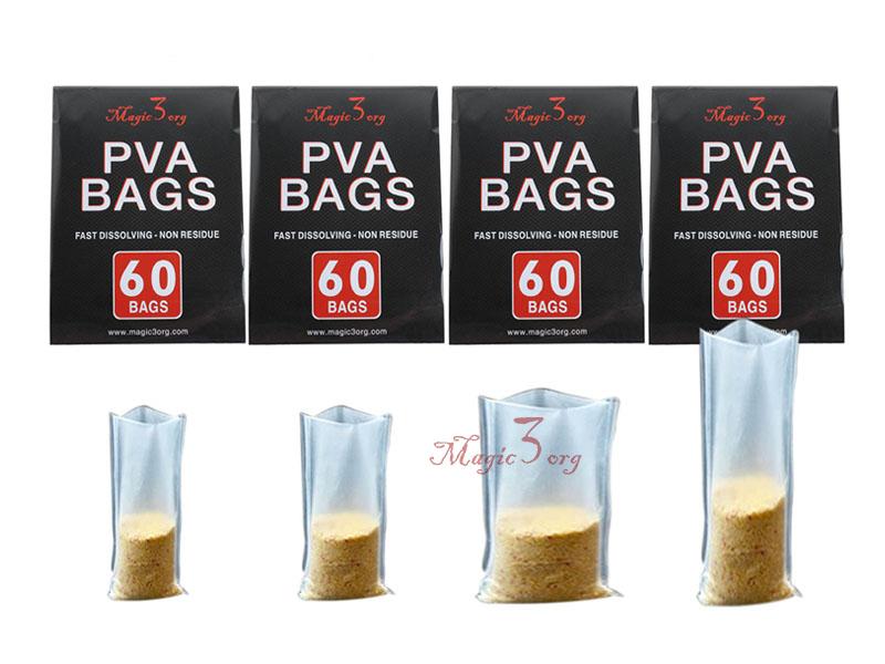 ESP PVA Bags Plain  Bulk//Sock//Mini//Multi *CARP FISHING