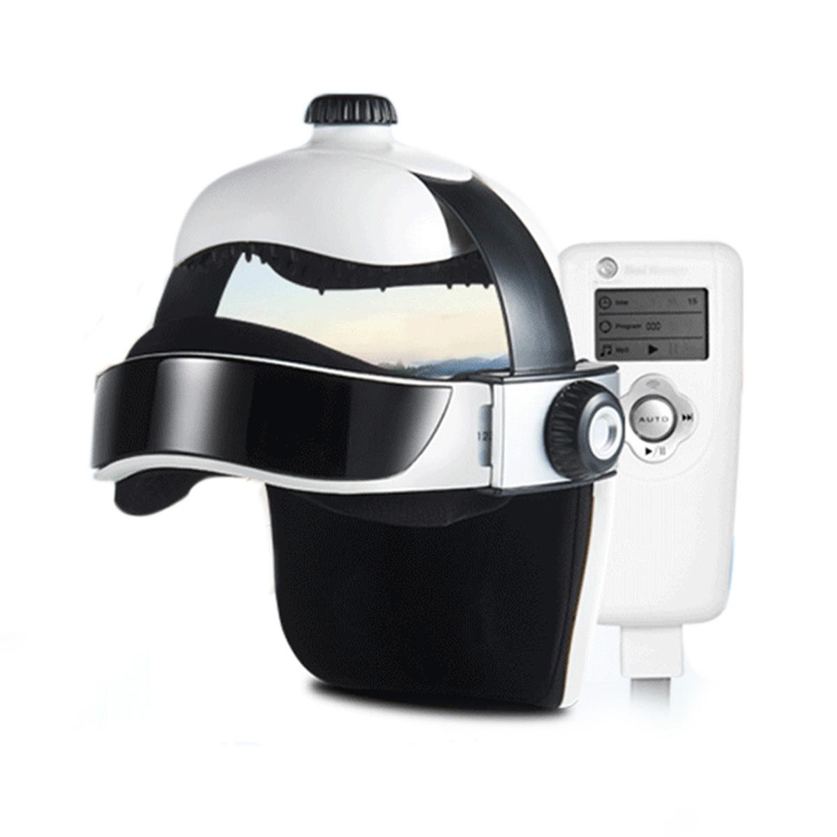Electric Head Massager Intelligent Air Pressure Vibrating ...