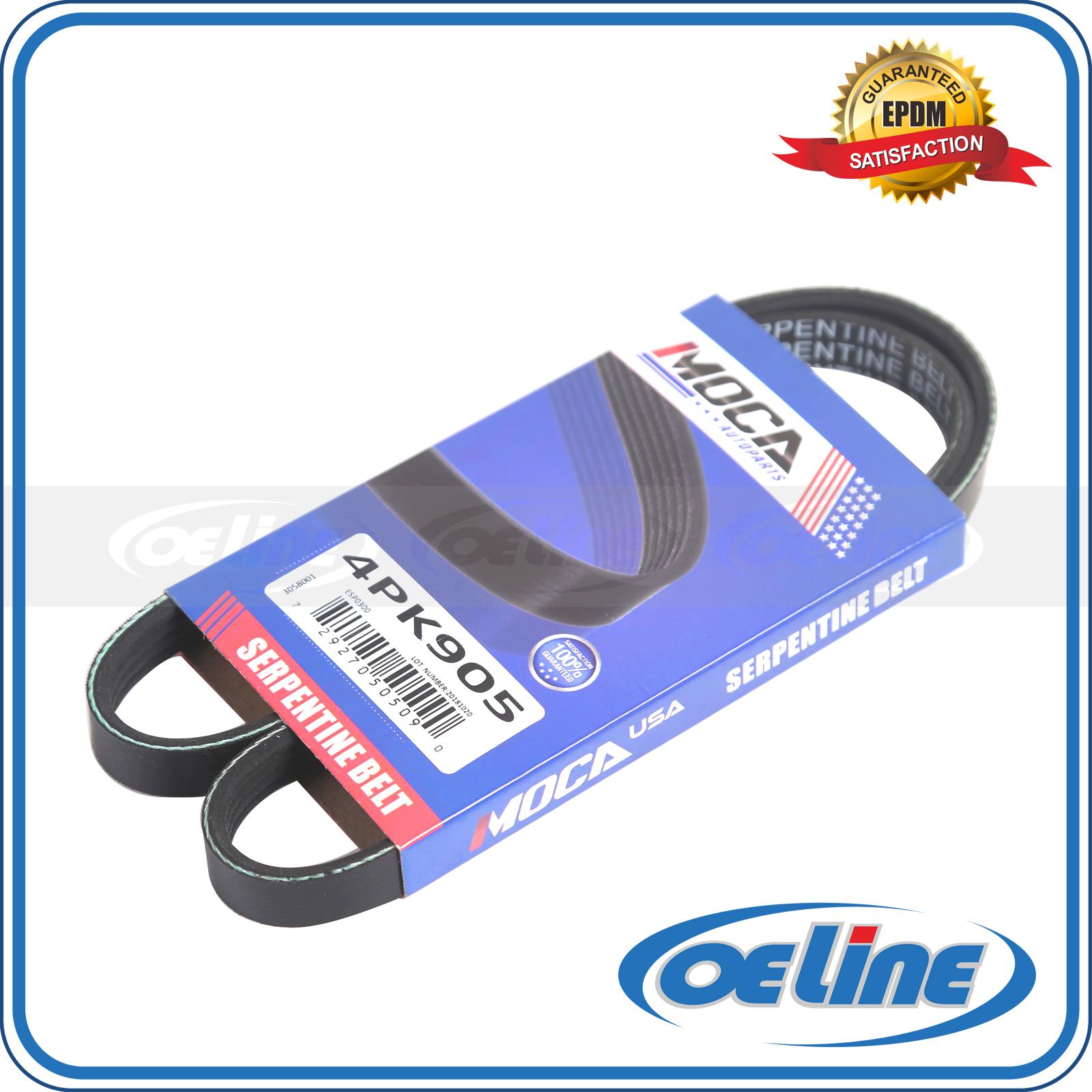 Serpentine Belt For 95