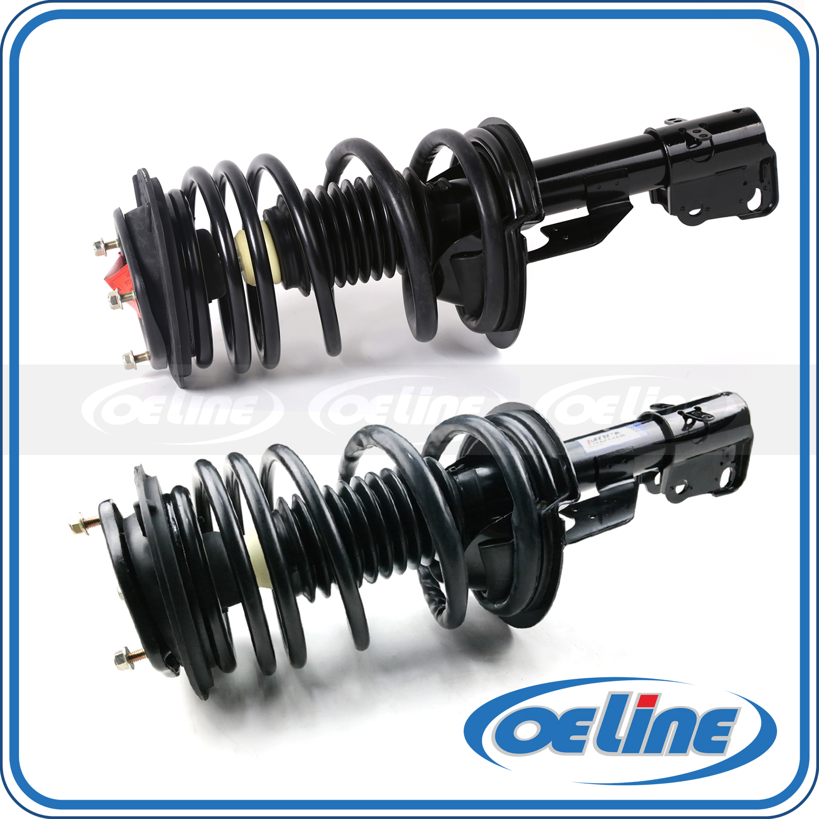 Front Quick Complete Struts /& Coil Spring Assemblies Compatible with 1993-1999 Nissan Altima Pair