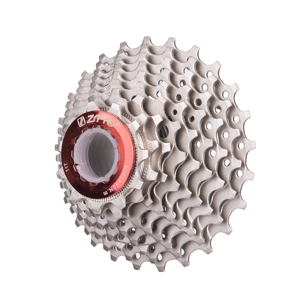 ZTTO 8//24 Speed Mountain Bike Cassette 11-40T Bicycle Freewheels Fit SHIMANO