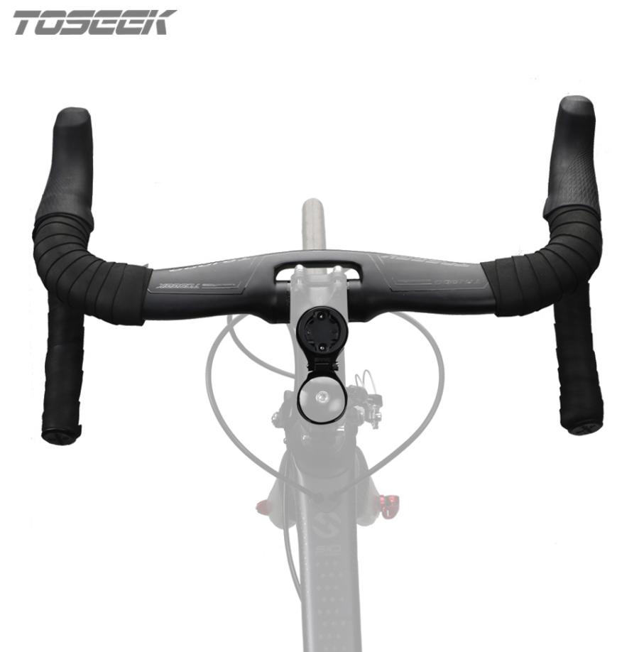 Toseek UD Carbon Road Bike Racing Drop Bar Cycling Handlebar 31.8*400//420//440mm