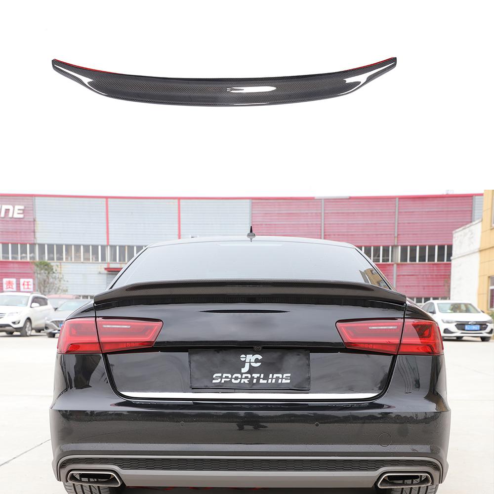 Seitenfl/ügelabdeckungen f/ür Audi A6 S6 C7 4GCarbon Look Caps 2012 2013 2014 2015 2016 2017 2018 Zubeh/ör