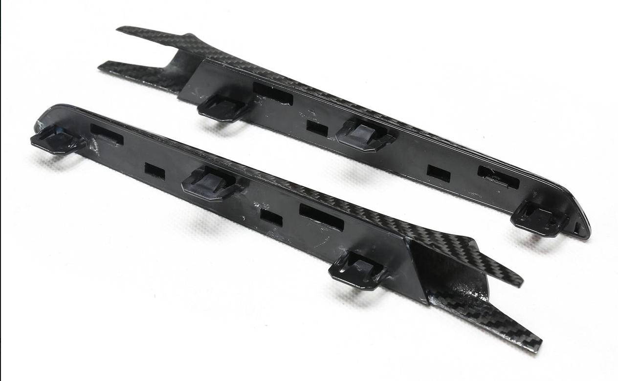 Carbon Fiber M3 M4 Front Side Fender Vents Cover For BMW  F80 M3 F82 M4 15-16
