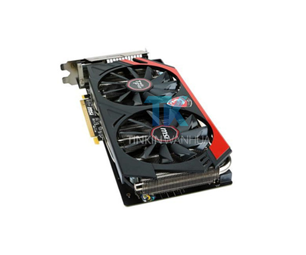 for MSI Radeon R9 270X GAMING GDDR5 PCI CrossFireX Support Video Card 256-Bit
