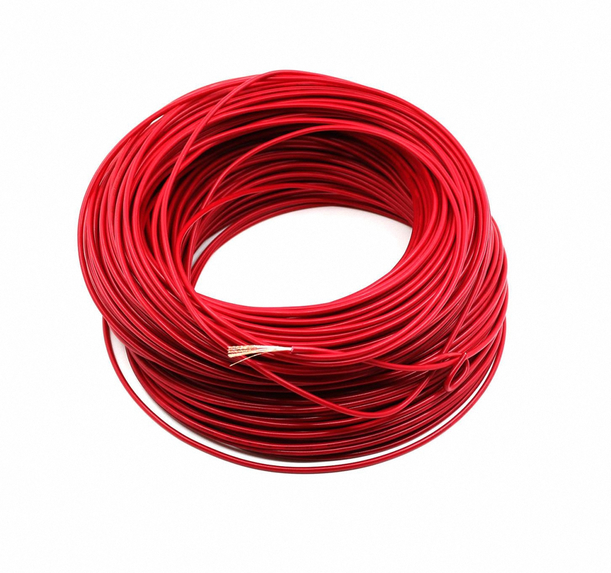 Round cable 7x1,5 mm² electric cable multipolar towing cable to the metro