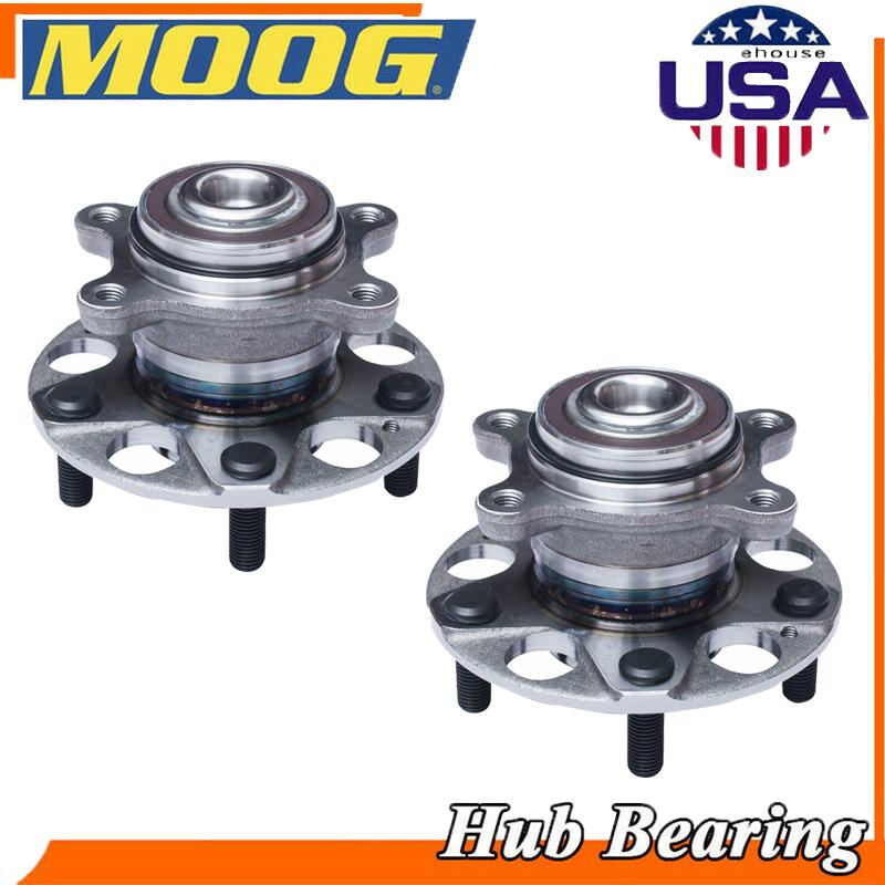 Rear Wheel Bearing Hub Assembly 2006-2010 Honda Civic Acura CSX w//ABS 1.8L 2.0L