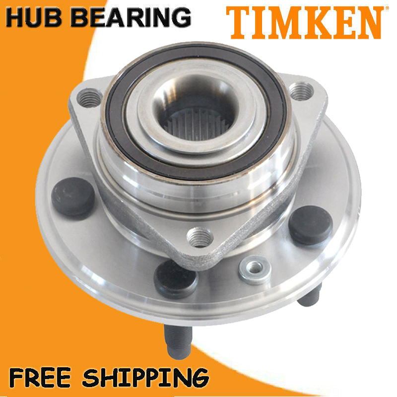 For Chevy Camaro 10-15 Timken Front Driver Side Wheel