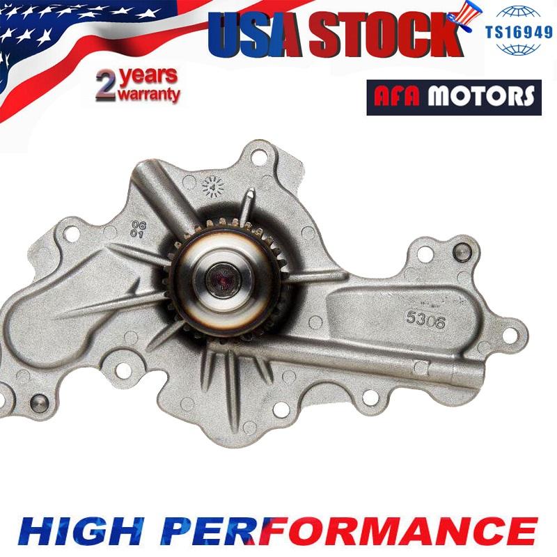 125-3310 Engine Water Pump fits Ford Edge 17-18 Explorer 12-14 2017 V6 3.5L