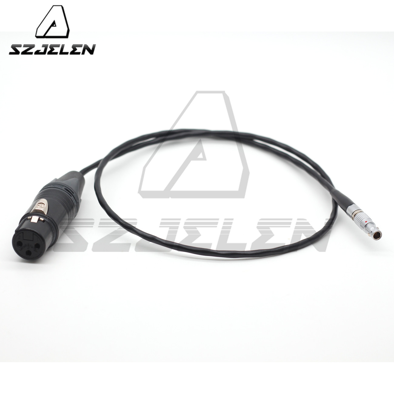 SZJELEN FGB 3pin to TA3F Mini XLR Cable for Zaxcom TRX900 ZFR300,Zaxcom ZFR400 Audio Line