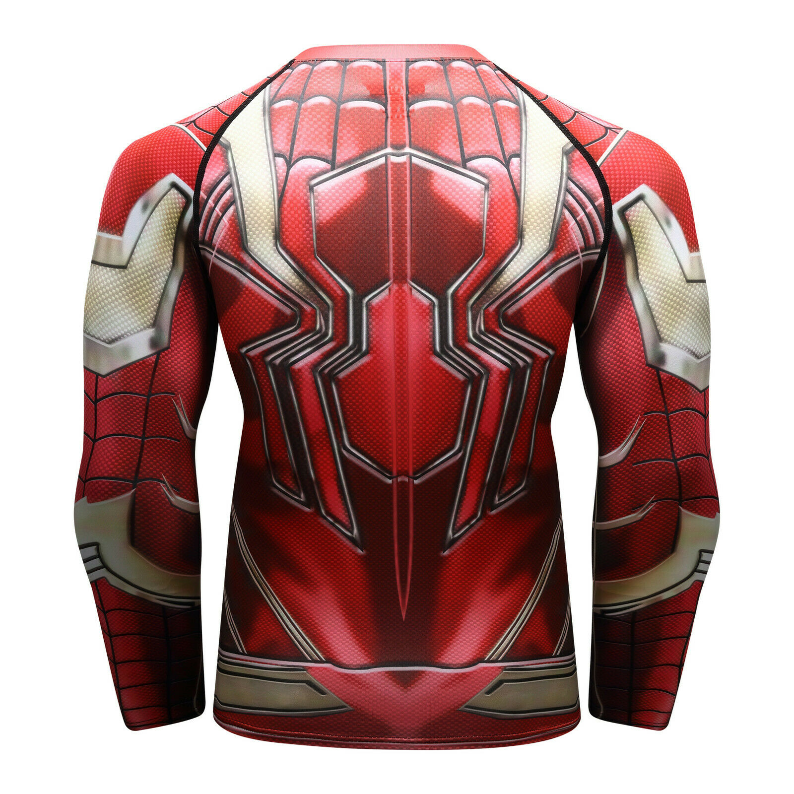 Men-039-s-Avengers-4-Compression-T-Shirts-Iron-Cosplay-Costumes-Quick-dry-Fitness thumbnail 33