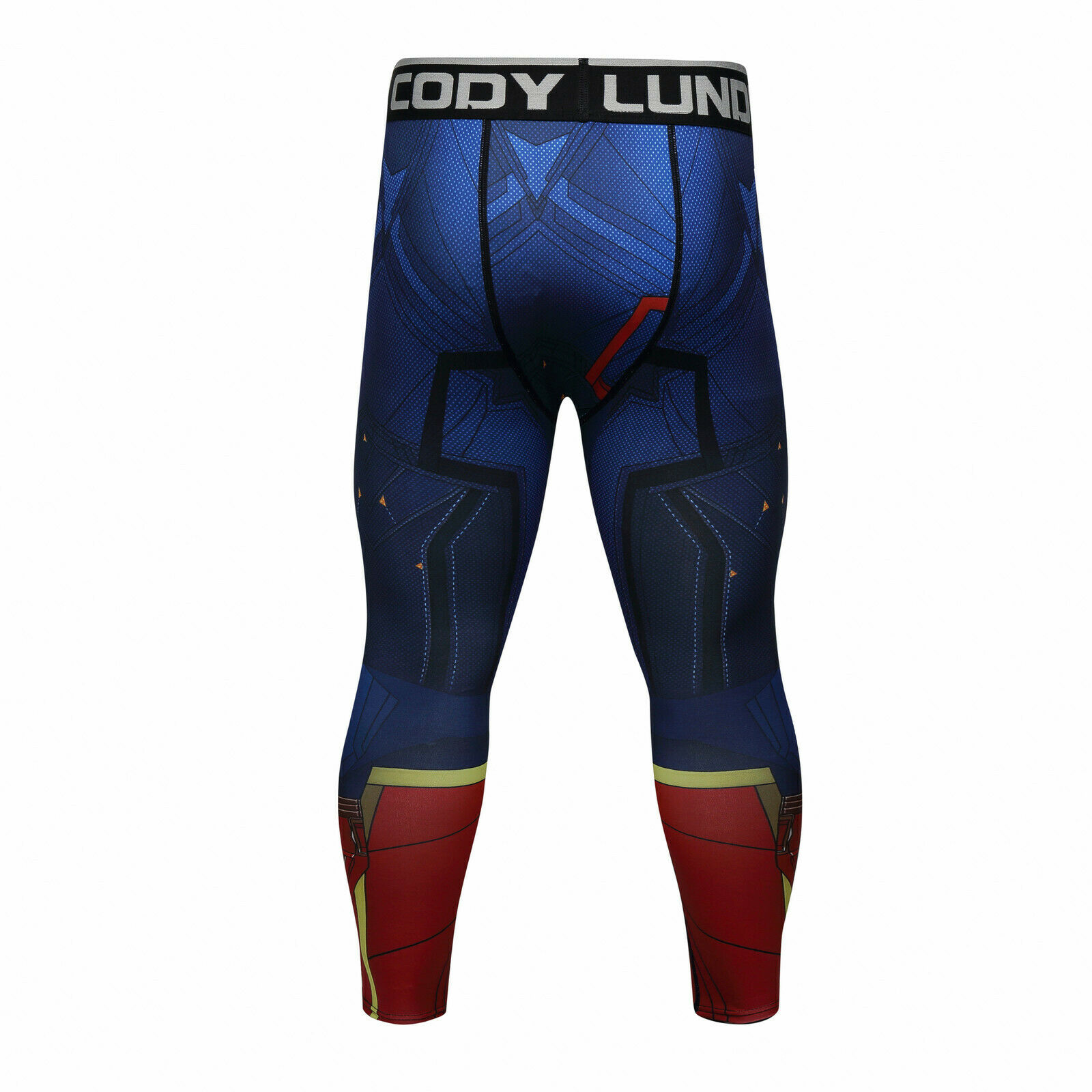 Men-039-s-Avengers-4-Compression-T-Shirts-Iron-Cosplay-Costumes-Quick-dry-Fitness thumbnail 22