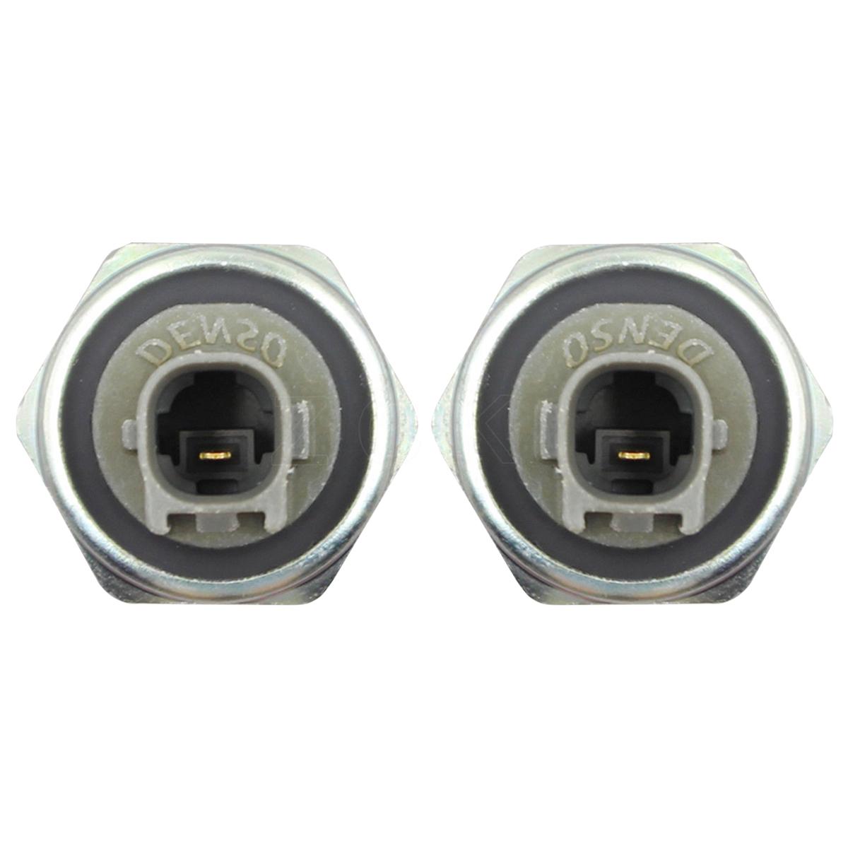 2pcs Oem Knock Sensors W Harness 89615 12050 For Lexus Rx300 Toyota Sensor Wiring Diagram 2x Denso Highlander