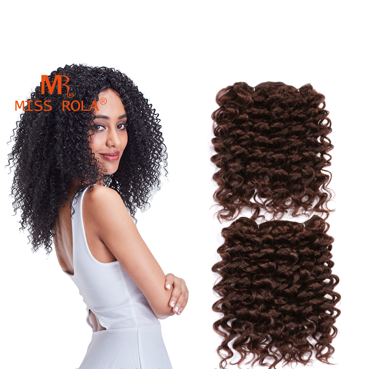 10 Short Bob Afro Kinky Curly Sprial Spring Curls Synthetic Hair