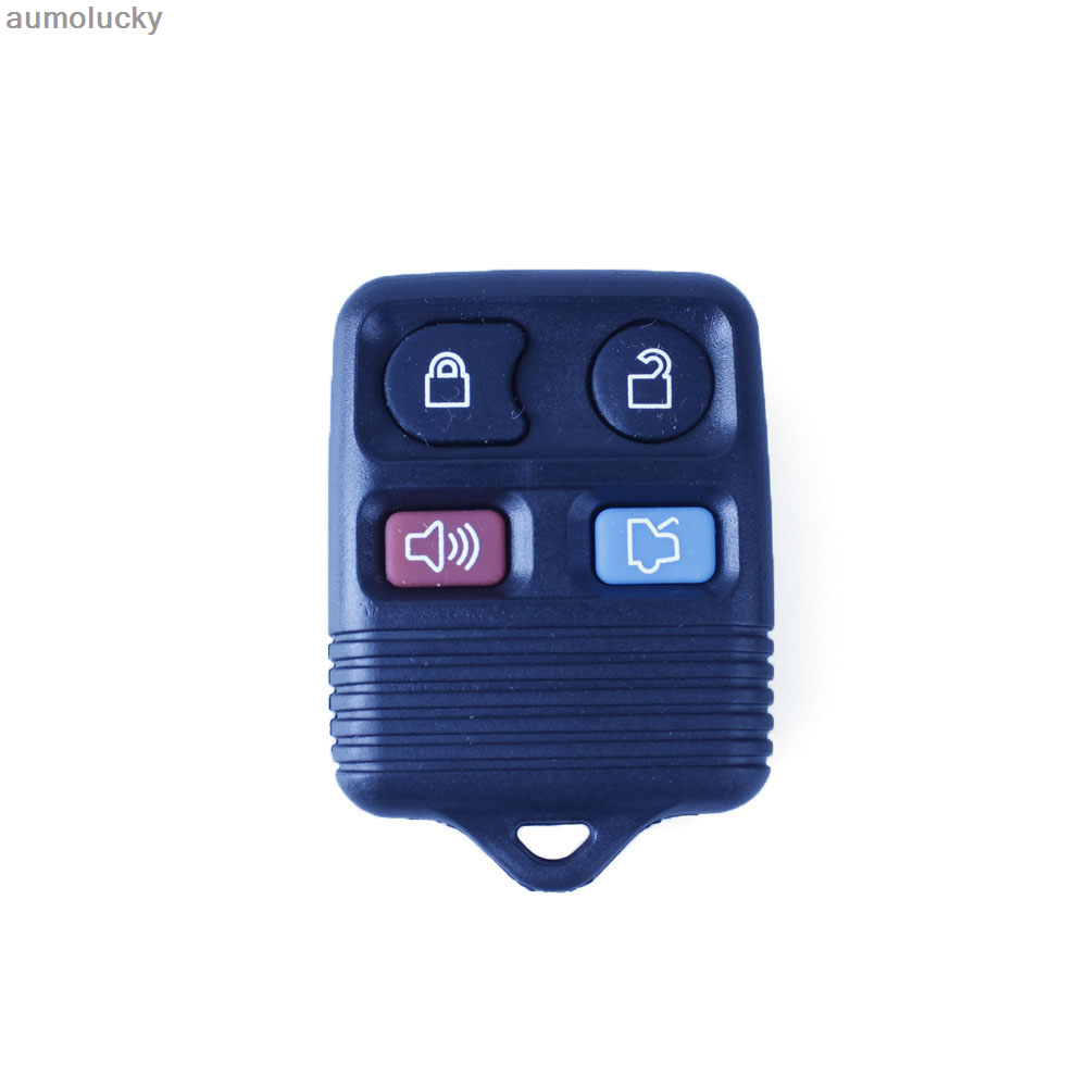 433Mhz  7 Buttons Replacement Remote Car Key With Chip Fob Transmitter Clicker