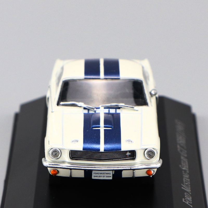 5PCS OF Altaya 1:43 Ford Mustang Shelby GT 350H 1965 Diecast Car Model IXO Toys