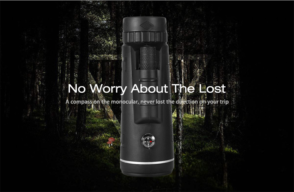 Hawk eye v scope monocular telescope night vision zoom scope for