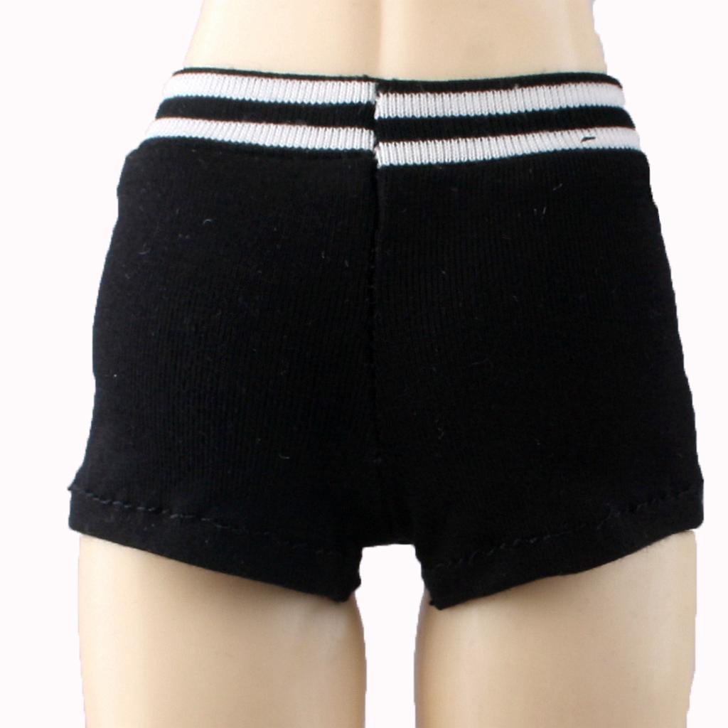 PF 01#bjd Black Underwear//clothing//underwear 1//4 MSD DZ DOD BJD Dollfie