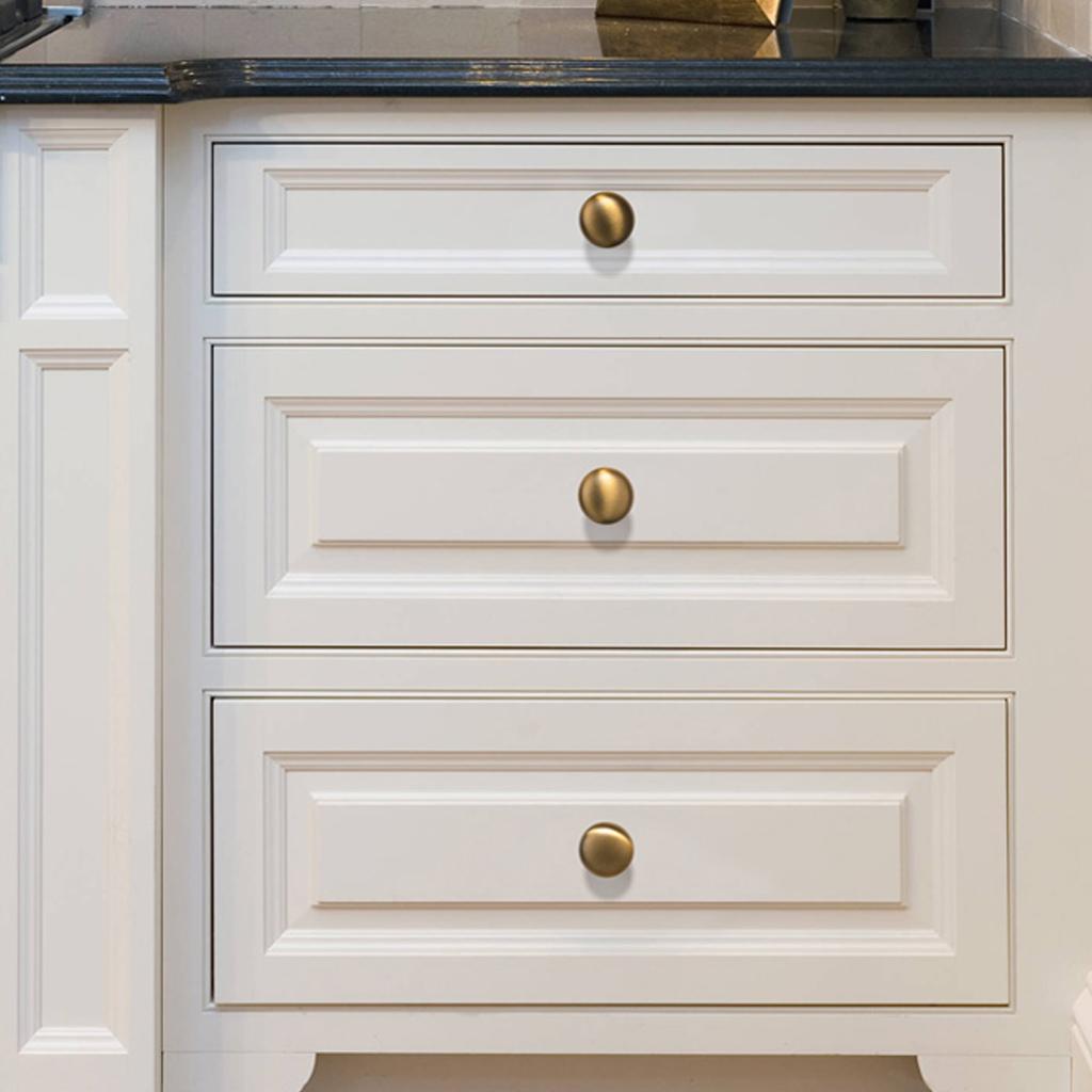 1x Kitchen Cabinet Door Drawer Hardware