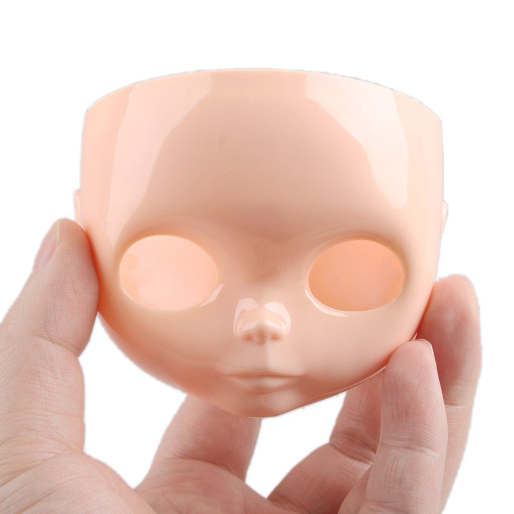"""For Rbl 12/""""neo Blythe Doll Pink Skin Takara Blythe Panel With Makeup PF"""