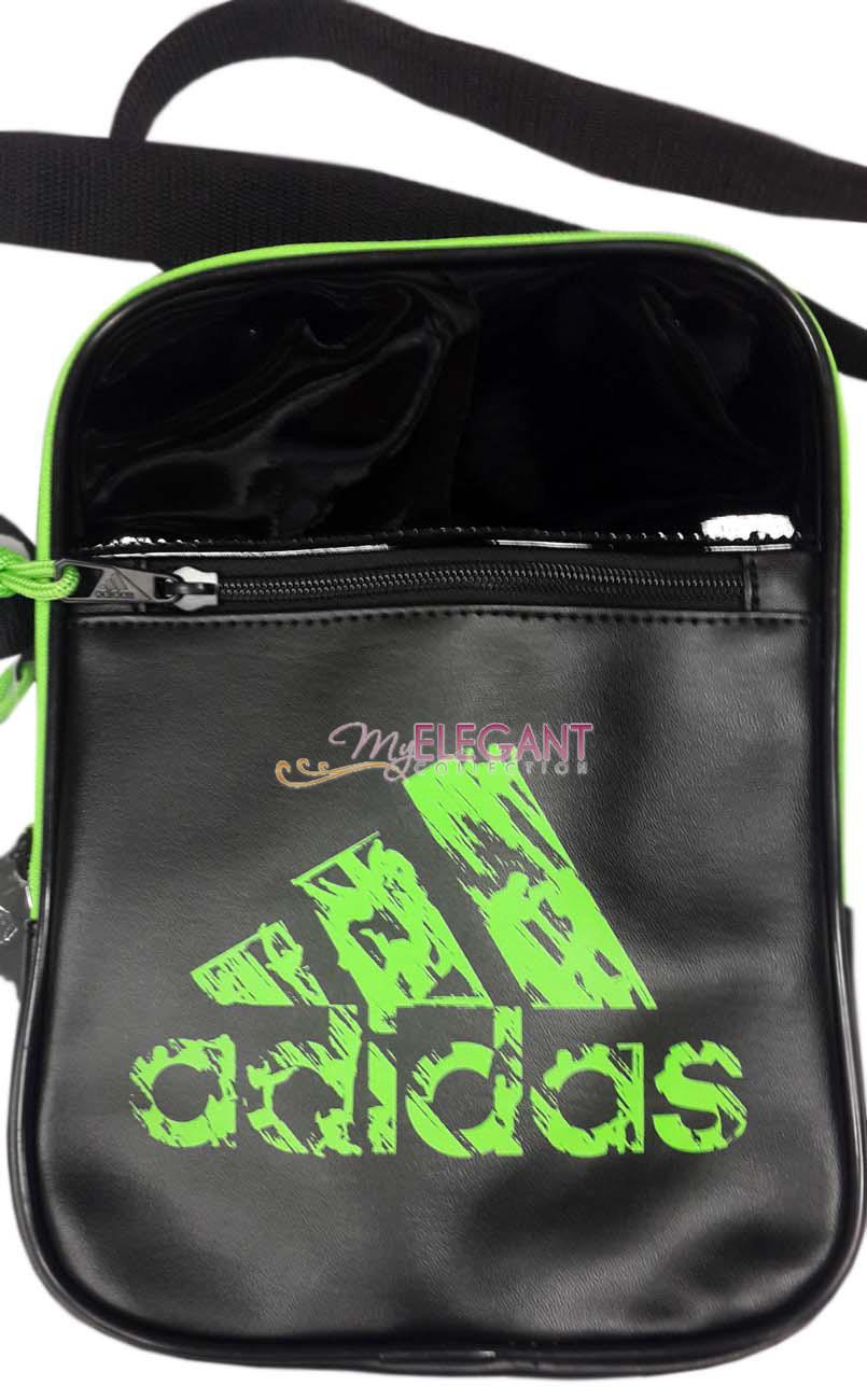 67c36faa05 Adidas Multi Purpose Sport Gym Tote Shoulder Messenger Bag Black ...
