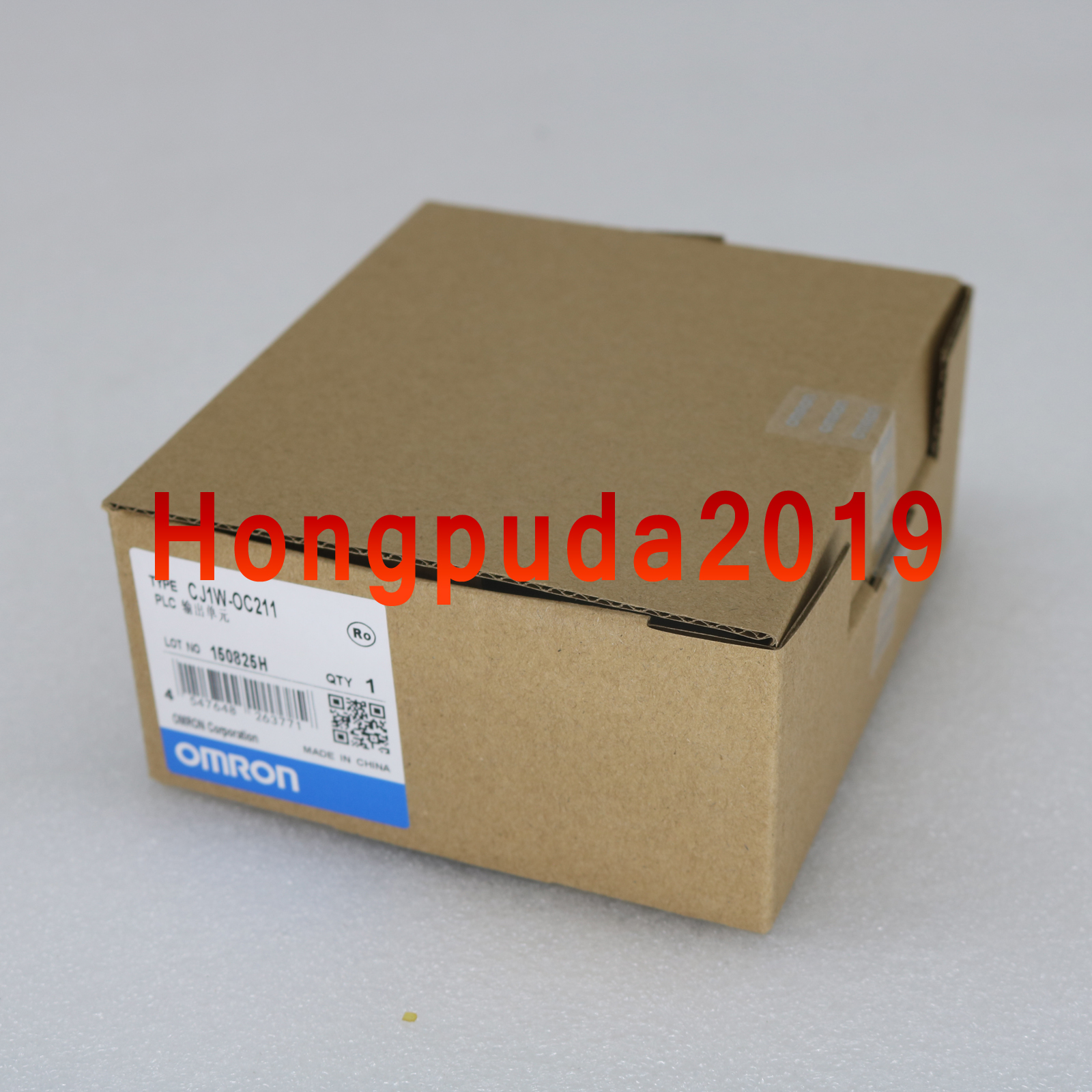 New CJ1W-OC211 Omron output module 1pc Free shipping