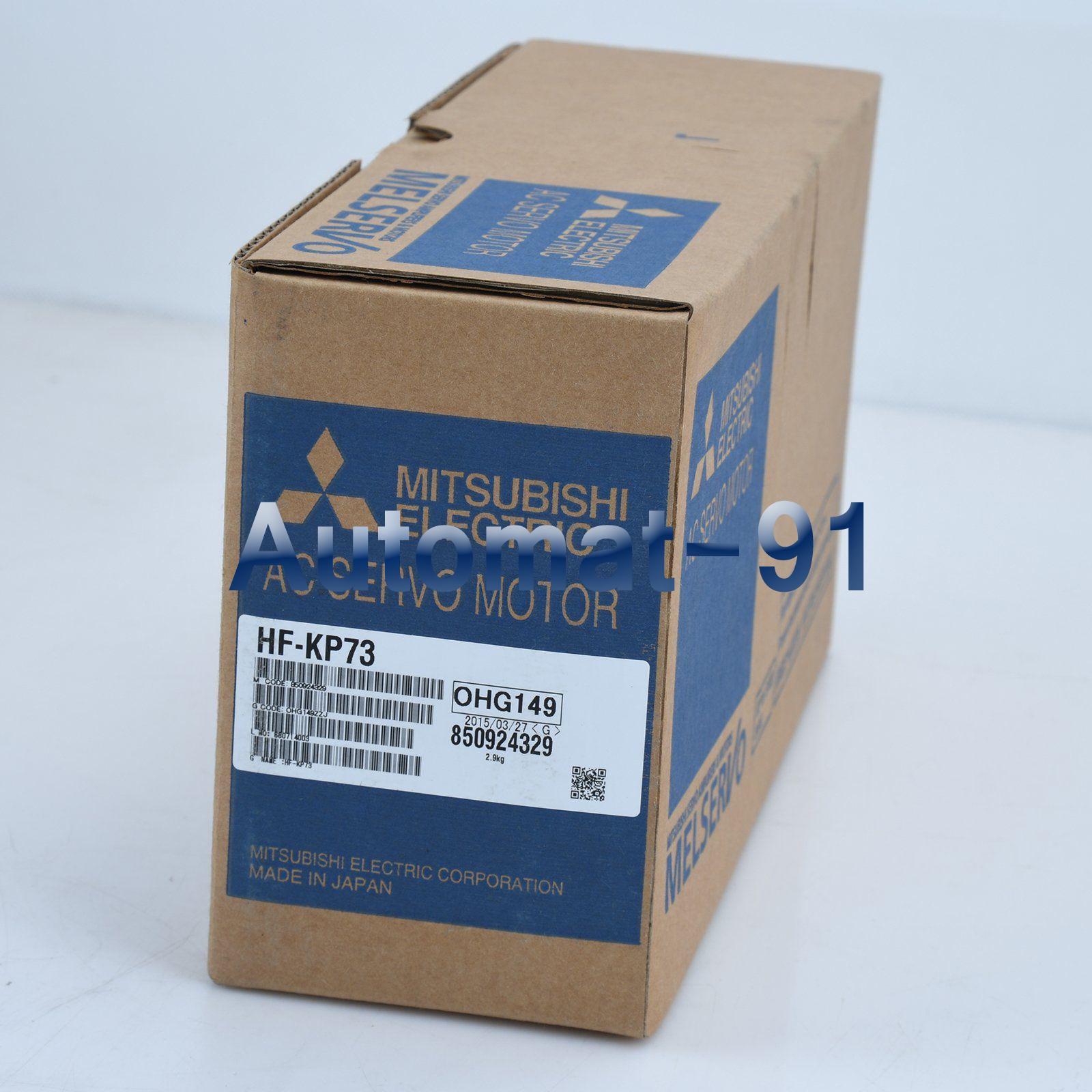 In Box Fast Ship 1PCS Brand New Mitsubishi Servo Motor HF-KP73 HFKP73