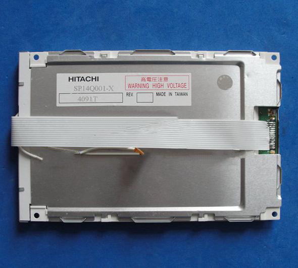 """240 STN LCD display New SP14Q001-X SP14Q001X Hitachi 5.7/"""" 320"""
