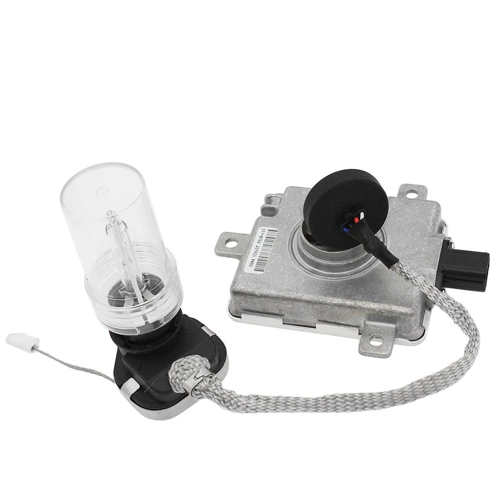 HID Xenon Ballast & Igniter & D2S Bulb For ACURA 2013-2014