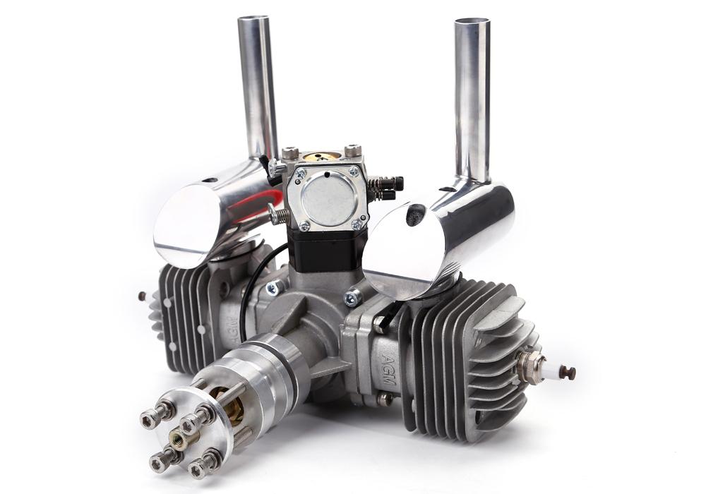 agm 60 2 takt benzin motor vergaser 60cc 7 0 ps 8500 upm. Black Bedroom Furniture Sets. Home Design Ideas