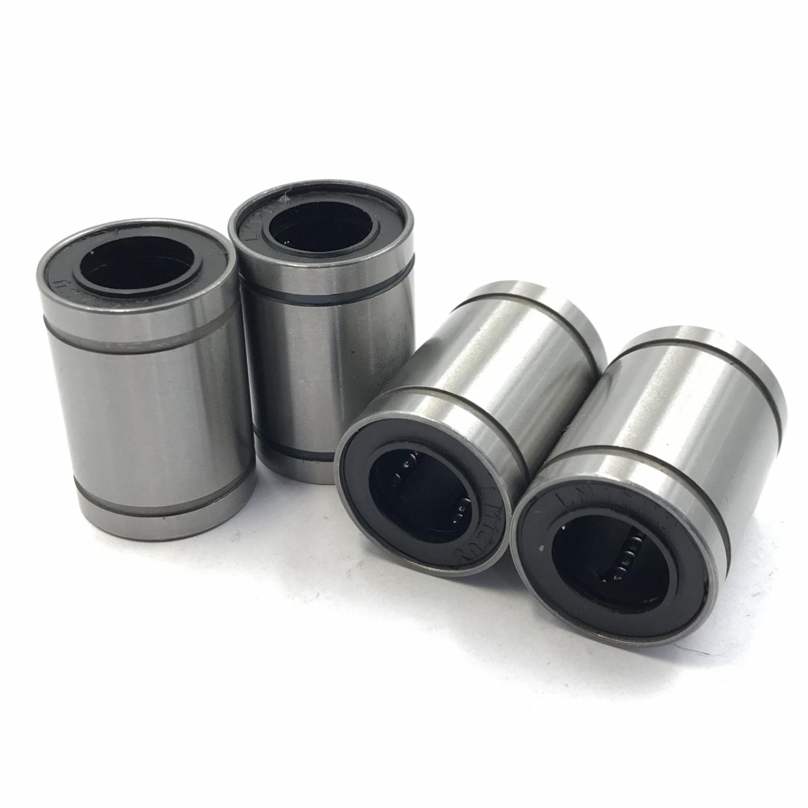 12 pcs 10mm LM10UU 10x19x29mm Linear Ball Bearing Bush Bushing CNC parts