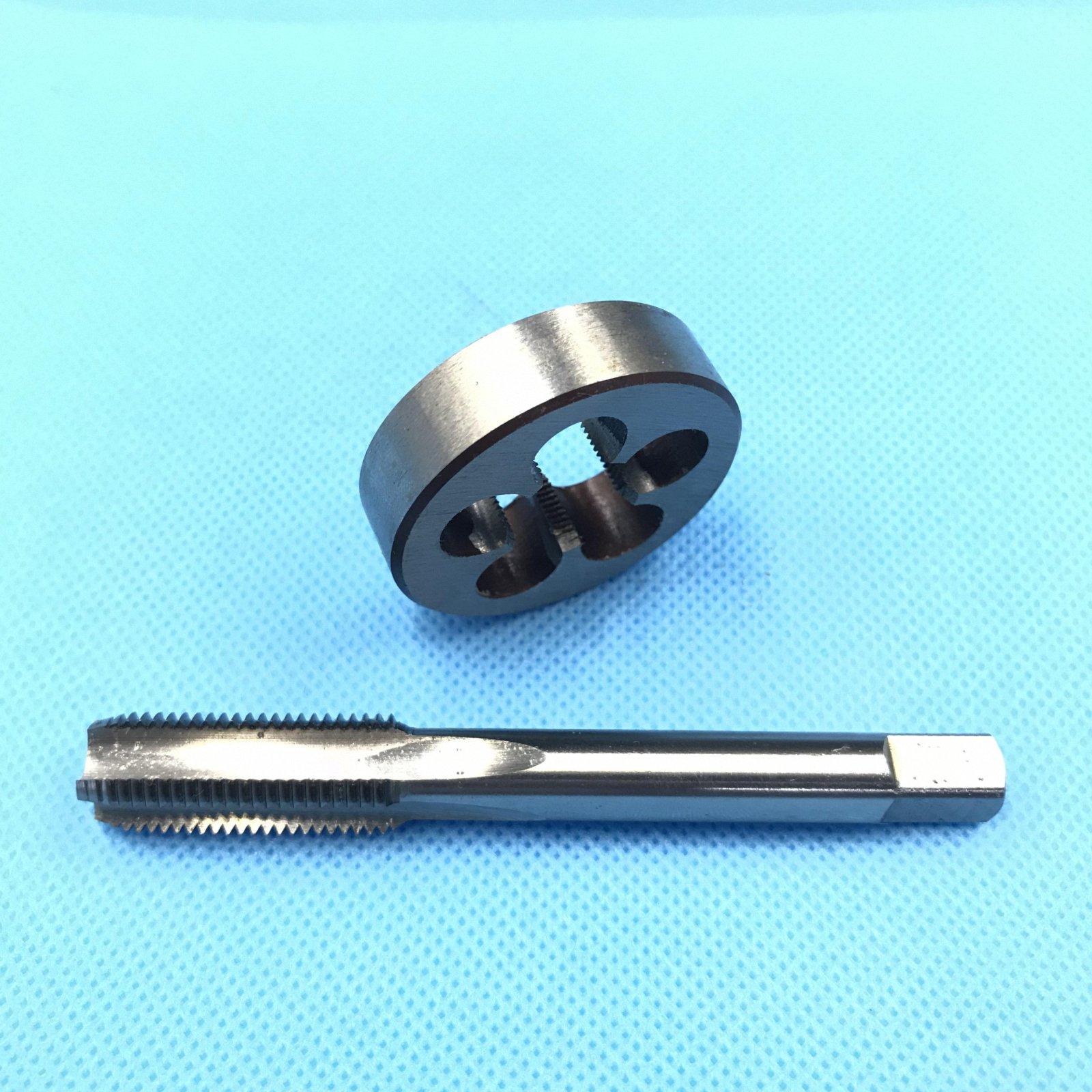 M17 x 2.0 HSS Metric Left Hand Thread Tap