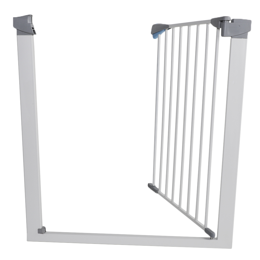Baby Safety Gate Pet Fence Walk Through Bay Infant