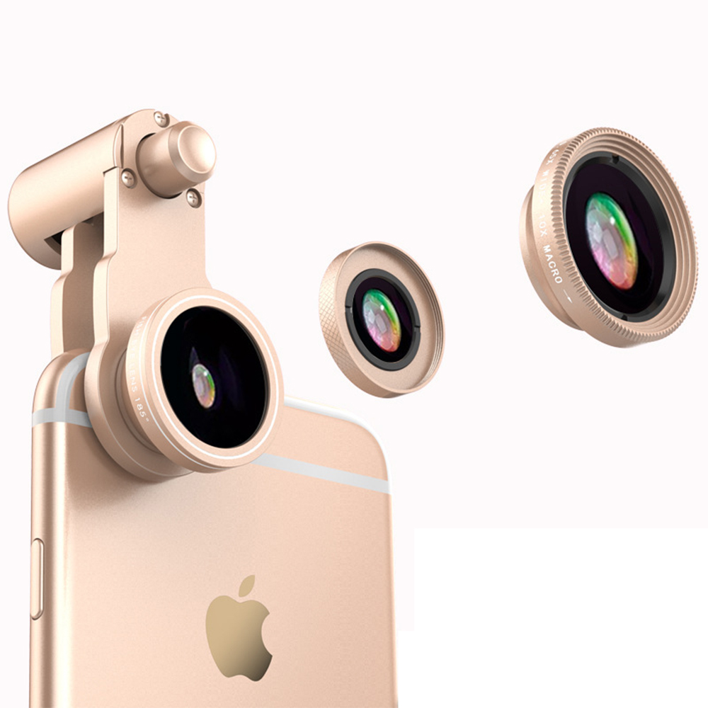size 40 127e1 0b9e9 Details about Mobile Phone Camera Lens wide angle fisheye macro external  Ipad Iphone