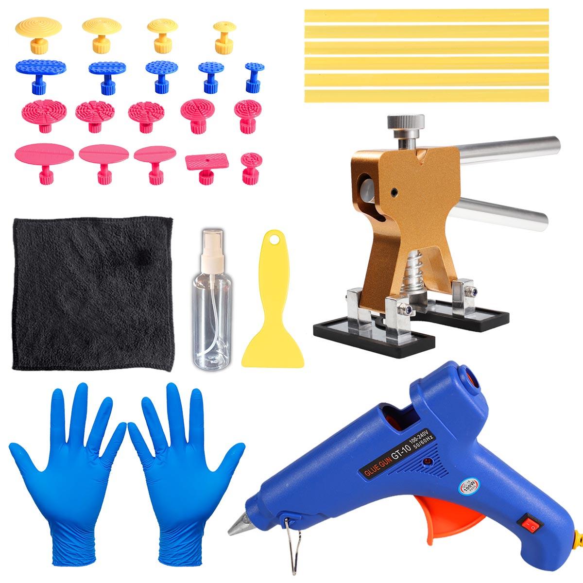 Paintless Repair Car Body Puller Tab Lifter Hail Removal Hand Tool Hot