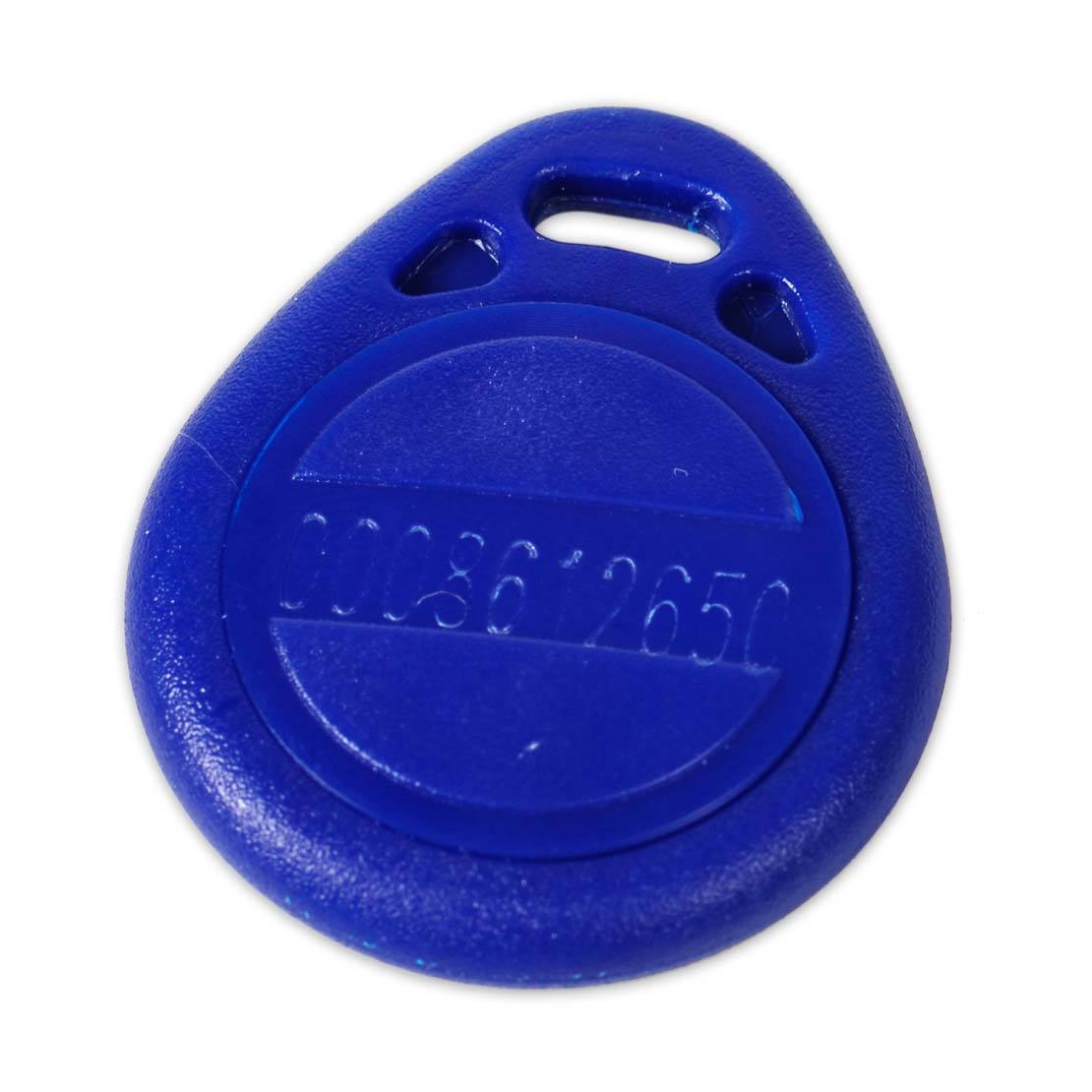 100pcs RFID Key-fobs 125KHz EM4100 Proximity ID Token Tag Key Keyfobs Chain Tool