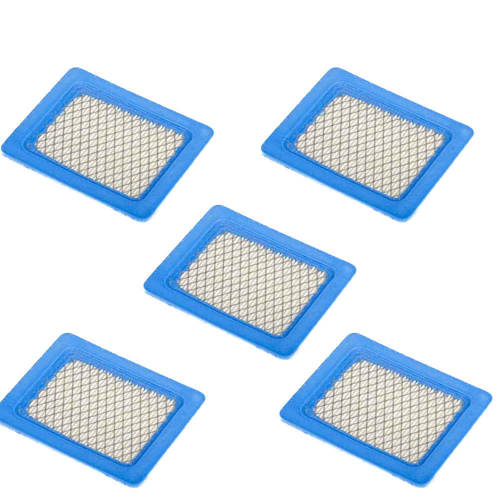 5Pcs For Briggs /& Stratton Air Filters 491588S 491588 5043 399959 17211-Zl8-023