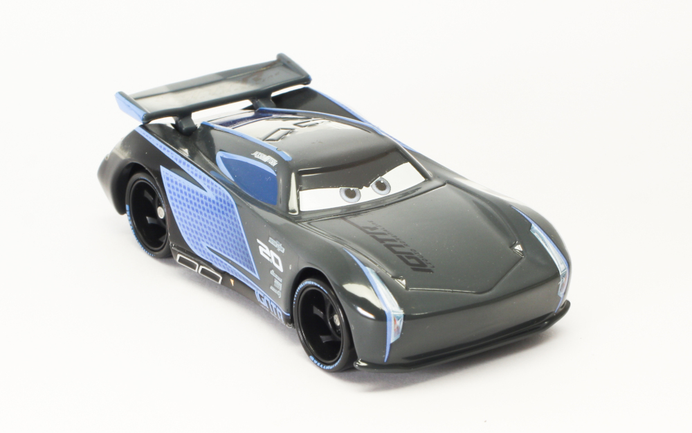 voiture mattel disney pixar cars 3 jackson storm 1 55 ebay. Black Bedroom Furniture Sets. Home Design Ideas