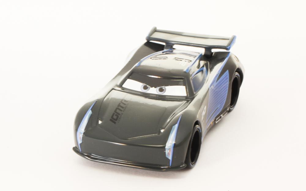 voiture mattel disney pixar cars 3 jackson storm 1 55 ebay. Black Bedroom Furniture Sets. Home Design Ideas