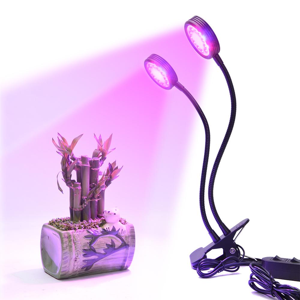 Led Grow Plant Light USB Desk Lamp 360 degree flexible ...
