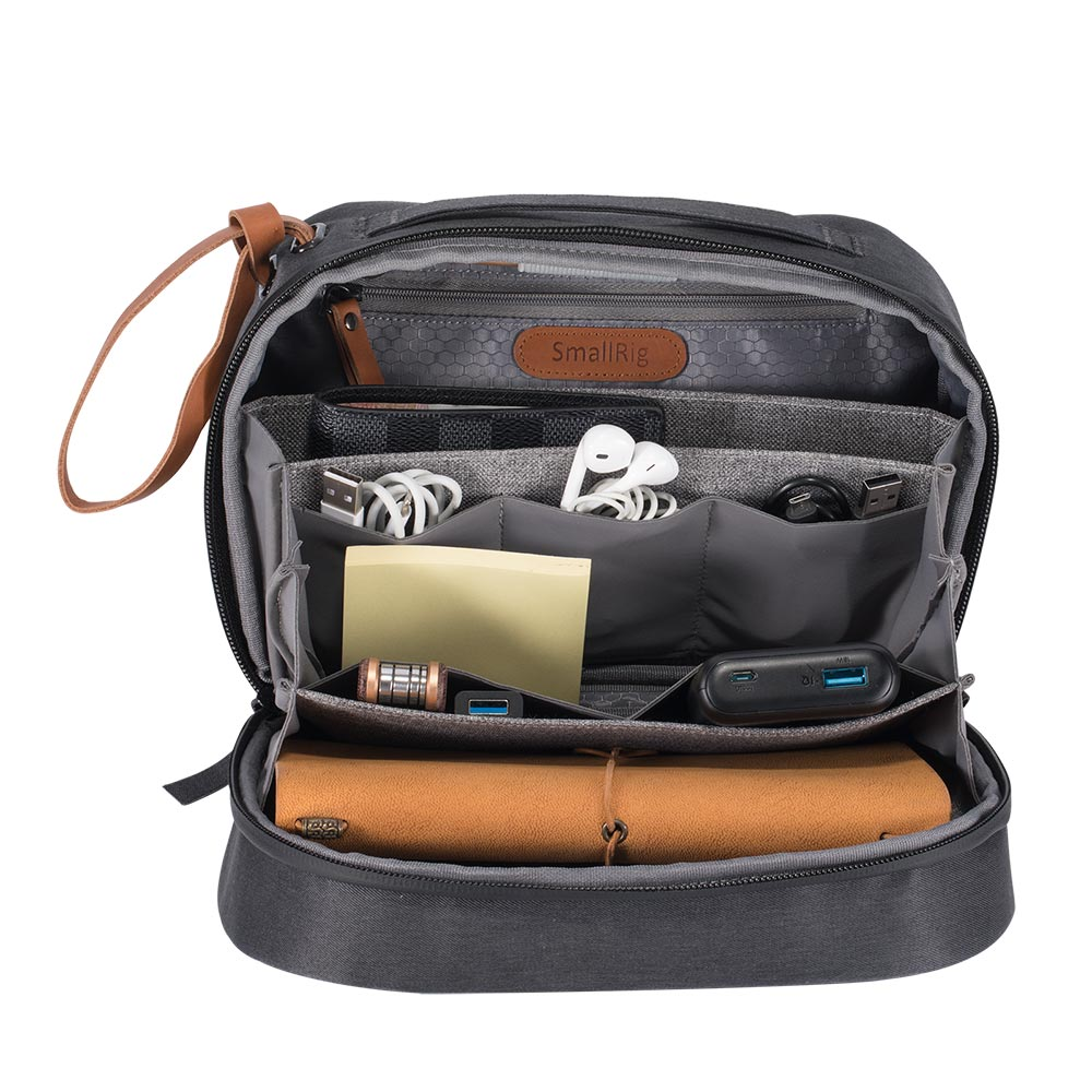 SmallRig Portable Pouch Smartphone Electronic Stores Travel Bag Organizer 2392